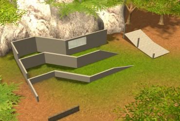 oderus - Brick Wall Set