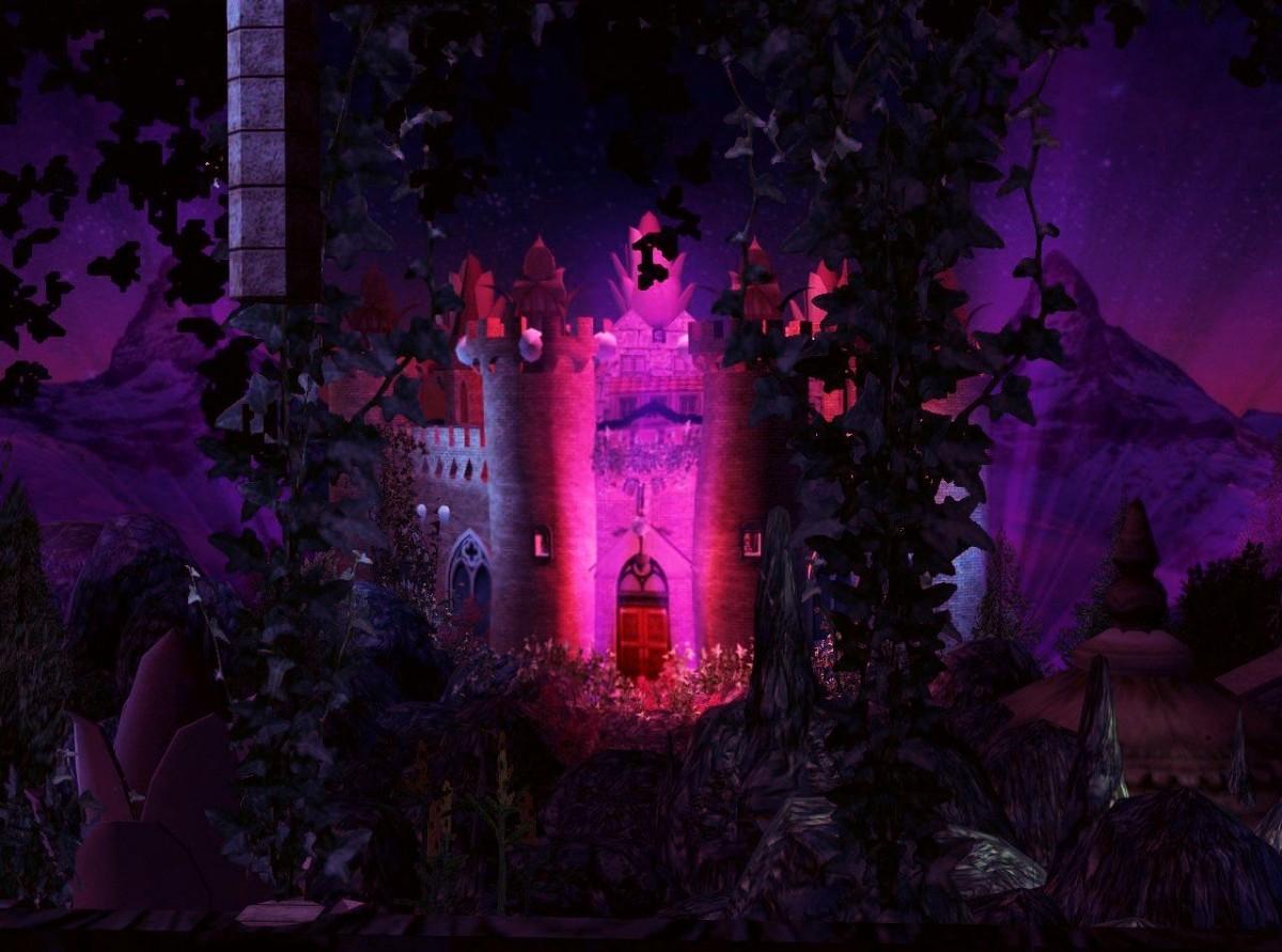 Reich der Phantasie {RCT3} ✨ Fantasy Darkride