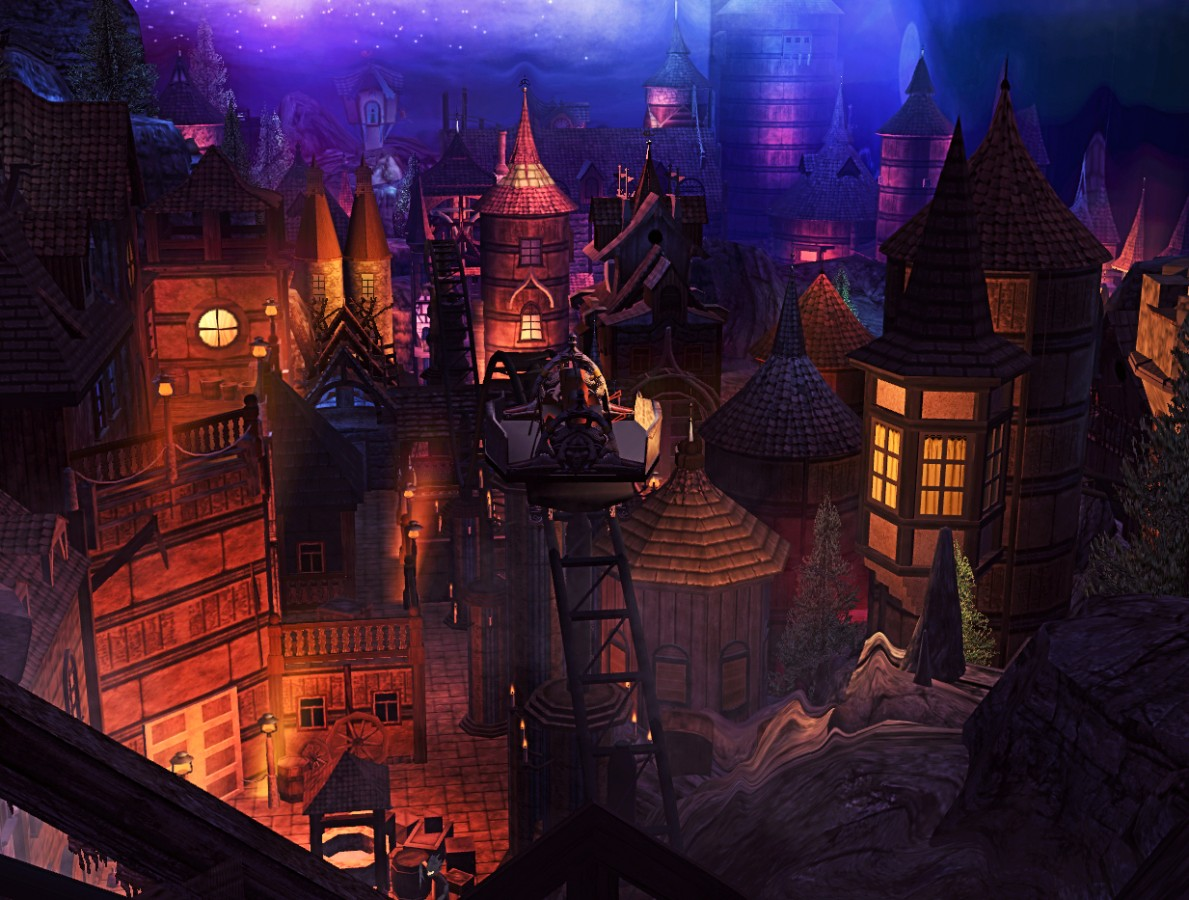 ImagineerTim's Winjas Force {Town}