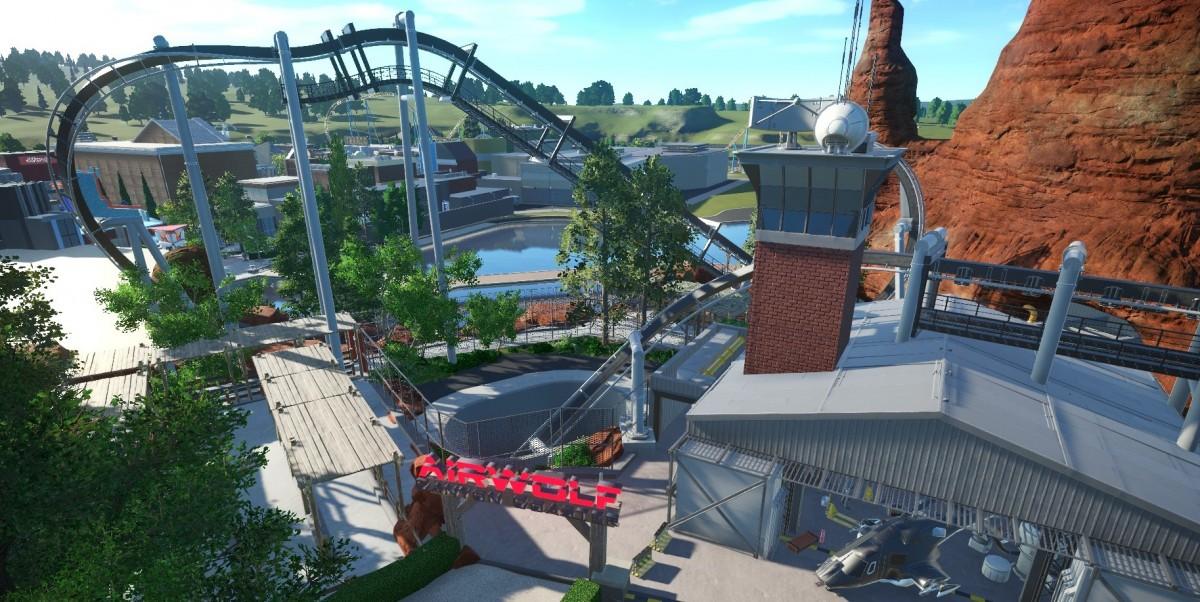 PEP Studios - Movie Theme Park