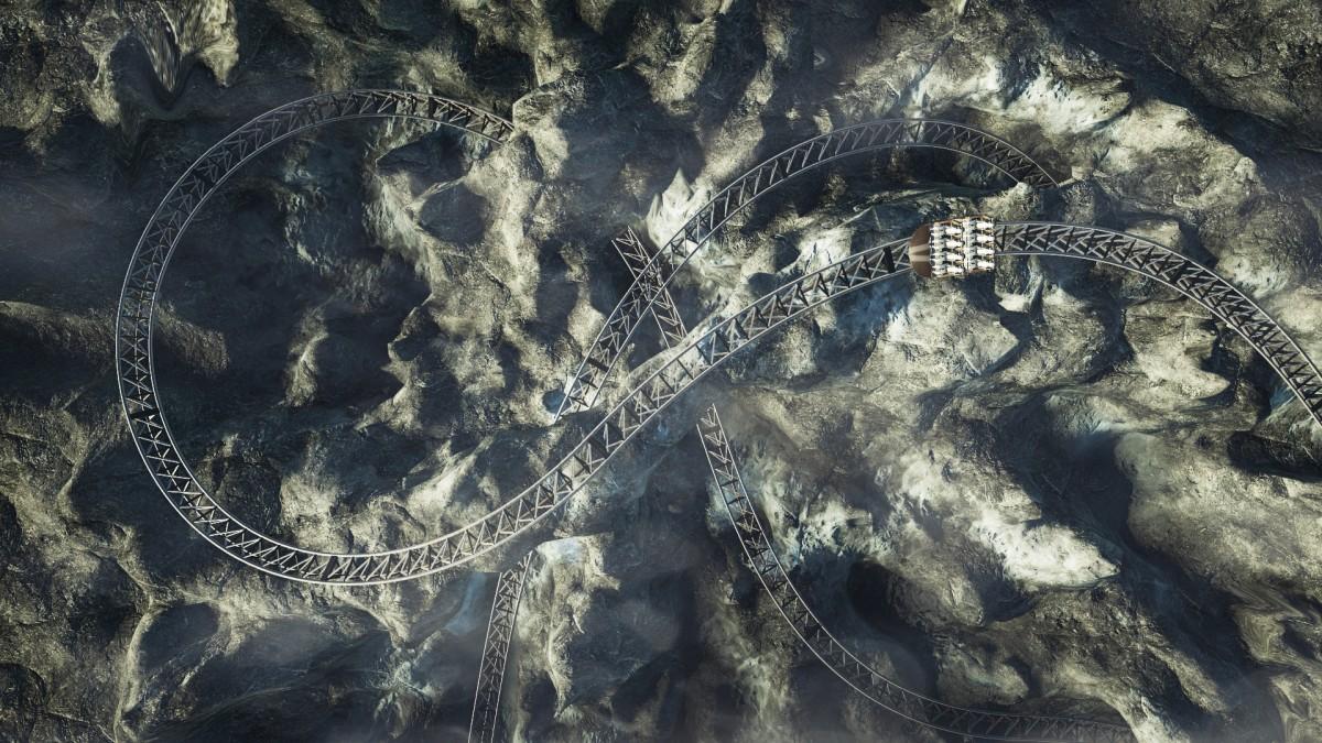 Alpina Blitz {Alpine Launch Coaster}