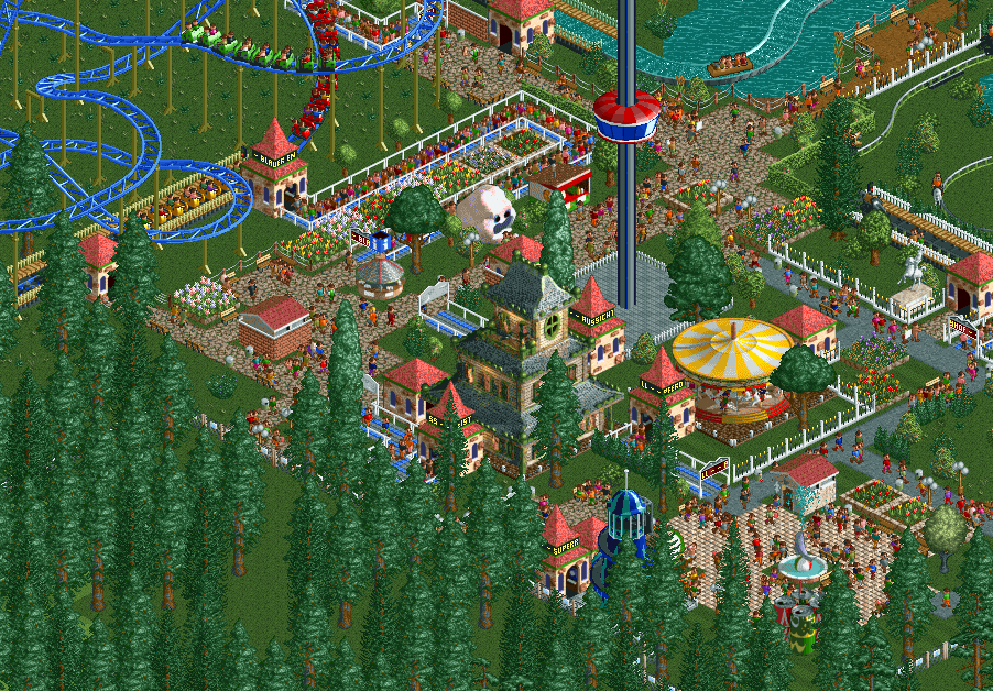 RCT1, Sz1, Forest Frontiers 2