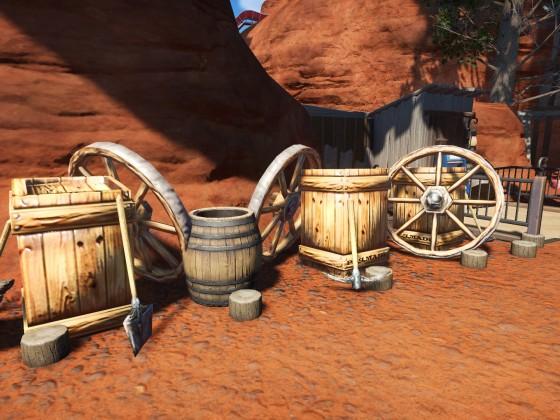 Wild West Tools