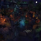 ImagineerTim's Pirates of the Caribbean [RCT3] Lagoon