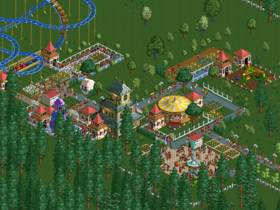 RCT1, Sz1, Forest Frontiers