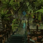 ImagineerTim's Piraten in Batavia {RCT3} Jungle Dispatch (Lights On)